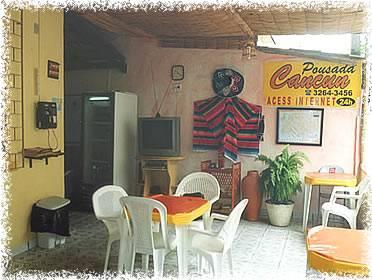 Pousada Cancun, Salvador, Brazil, Hoteluri ieftine în Salvador
